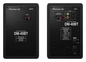 Pioneer DJ anuncia nuevos altavoces Bluetooth DM-40BT - DjProfileTv
