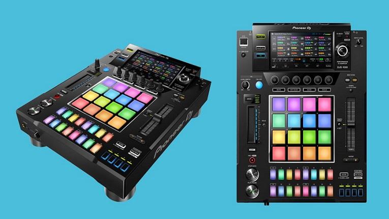 Pioneer DJ lanza oficialmente el DJS-1000 Sampler y Secuenciador - DJPROFILETV