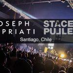Joseph Capriati & Stacey Pullen | Santiago, Chile