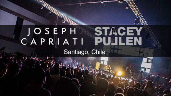 Joseph Capriati & Stacey Pullen   Santiago, Chile