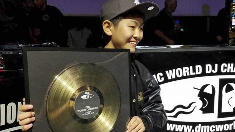 Conoce a DJ Rena: el nuevo DMC World Champion 2017 de tan sólo 12 años