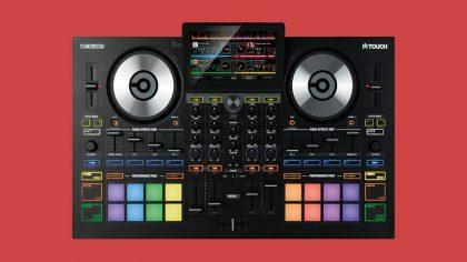 Reloop Touch: un controlador equipado con pantalla táctil para Virtual DJ 8