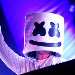 VIDEO – Youtubers revelan la parte interior del casco del DJ producer Marshmello