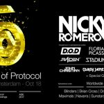 Protocol Recordings celebra el ADE 2017 con «Protokol Lab y Nicky Romero & Friends»