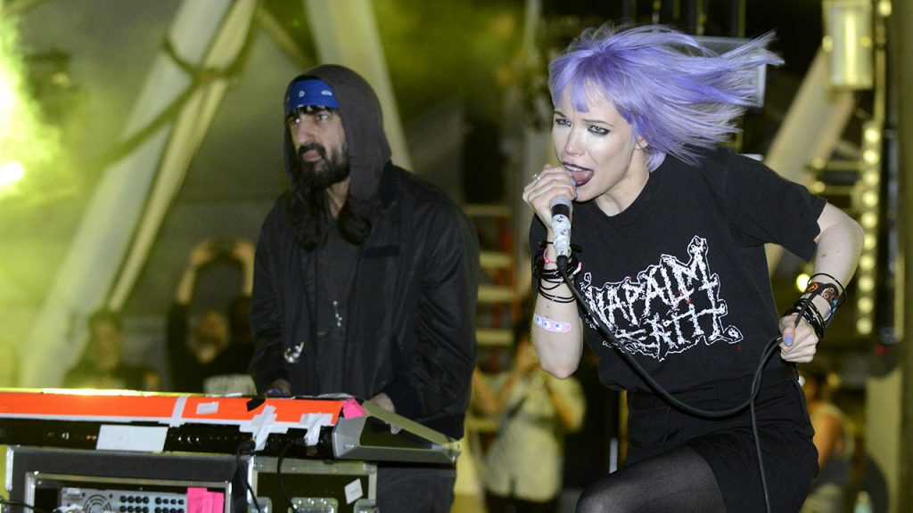 Ethan Kath demanda a Alice Glass por difamación - DJPROFILE.TV