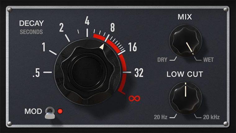 El reverb Little Plate de Soundtoys es gratis por tiempo limitado