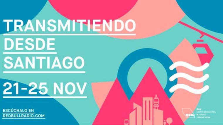 Mañana comienza el Red Bull Radio »Pop Up Santiago»