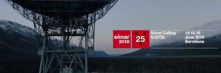 Sónar celebra 25 años enviando música al espacio - DJPROFILETV