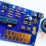 Ardutouch un sinte DIY basado en arduino