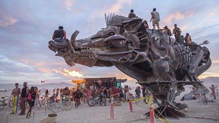 Comienza el análisis del Impacto Ambiental del Burning Man