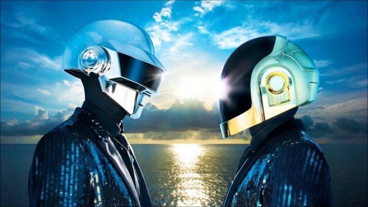 Daft Punk lanza nueva línea de Merchandising
