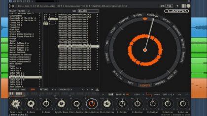 Ueberschall actualiza su software de producción, Elastik