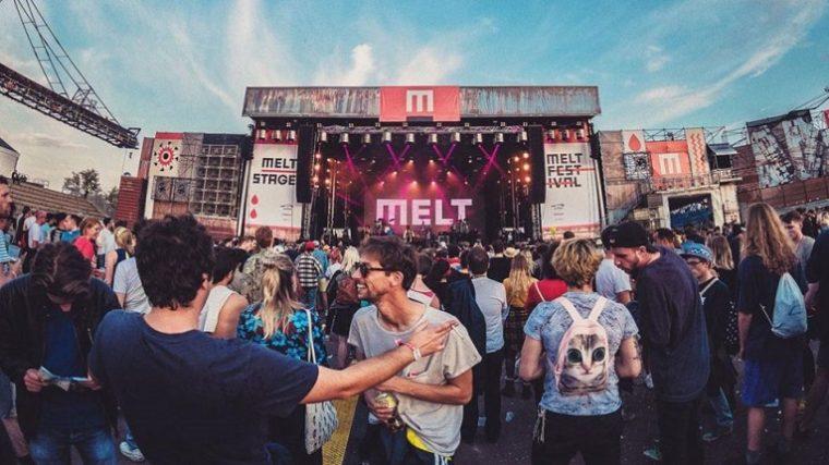 Melt Festival 2018 anuncia sus primeros artistas