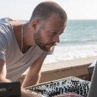 Sebastian Mullaert realiza techno set desde su estudio - DJPROFILETV