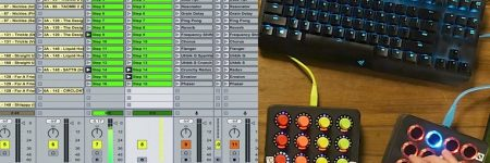 Mr. Bill: Beat Mashing + Scratching con Ableton, Midi Fighters - DJPROFILETV