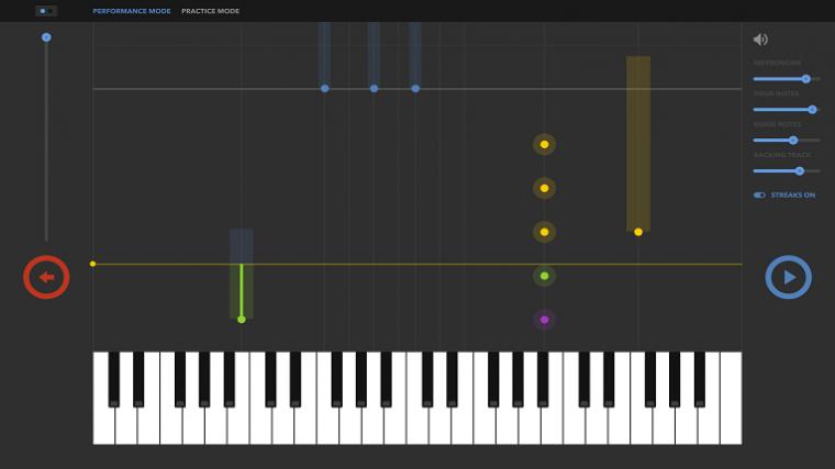 Melodics, una App que te hará un mejor músico