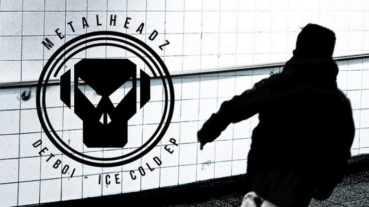 «Ice Cold EP» de Detboi en Metalheadz