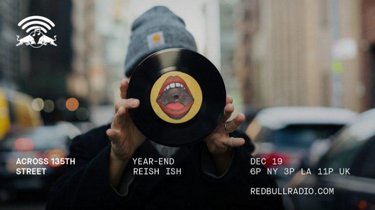 Red Bull Radio nos muestra su música favorita del 2017