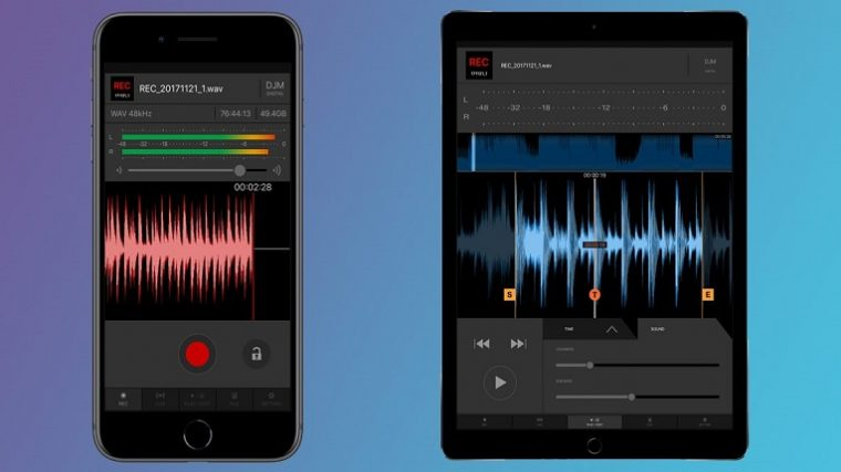 Pioneer DJ te permite grabar tus sets en en tu celular