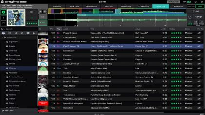 Denon DJ actualiza su software Engine