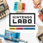 Video – Dale un vistazo al piano de cartón de Nintendo Labo