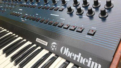 Behringer anuncia oficialmente el clon del sintetizador analógico OB-Xa