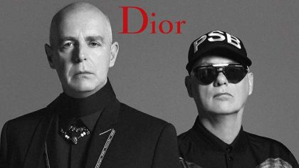 Video – Pet Shop Boys es la nueva cara de Dior Homme