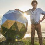"""Científicos lanzan """"discoball"""" al espacio"""