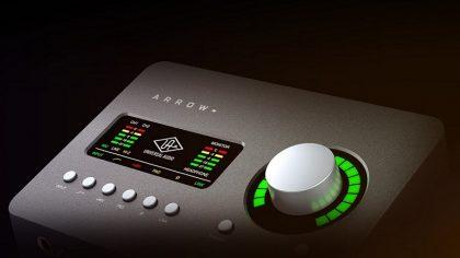 Arrow es la nueva interfaz de Universal Audio