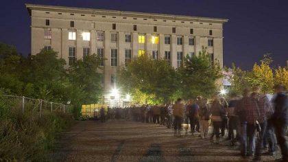 La noche de año nuevo en Berghain duró 63 horas