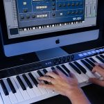 iRig Keys IO, equipo dos en uno: controlador MIDI + Interface de Audio