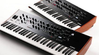 Korg lanza Prologue: su nuevo sintetizador analógico de 8 y 16 voces