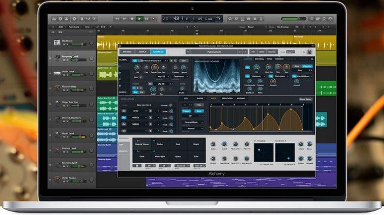 Logic Pro X tiene nueva actualización