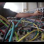 Video – Mira este jamming entre un Moog modular y una batería