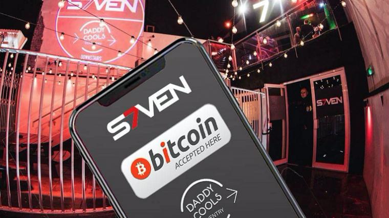 Club nocturno británico acepta Bitcoins