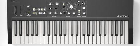 Waldorf STV sintetizador de cadenas y Vocoder - DJPROFILETV