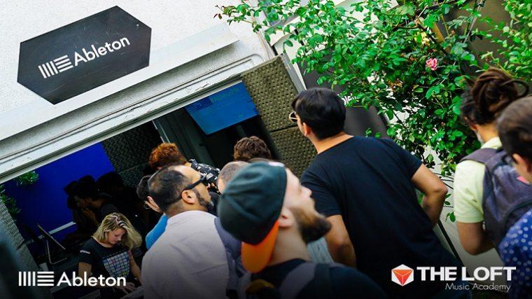 Lanzamiento Ableton 10 en Chile