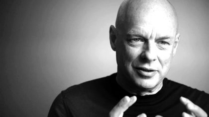 Brian Eno y Peter Chilvers con nuevo espectáculo en Amsterdam