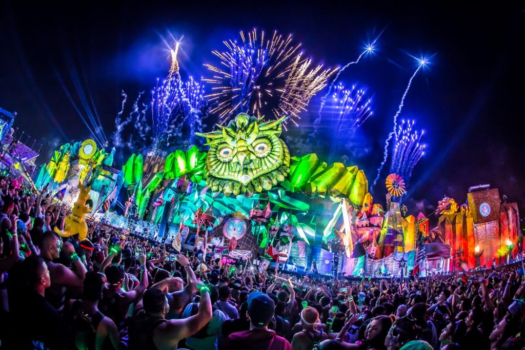 Electric Daisy Carnival China - DJPROFILETV