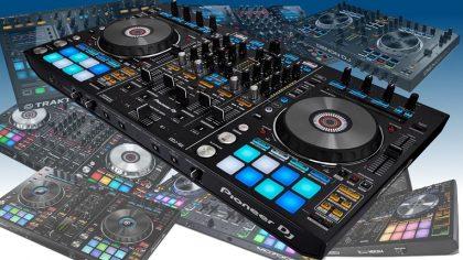 Los controladores de DJ más vendidos en 2017