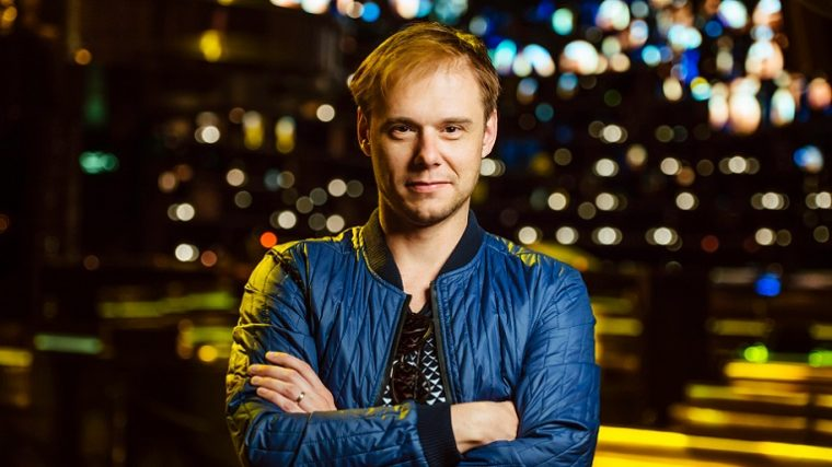 Armin van Buuren cancela su presentación en Zero Gravity
