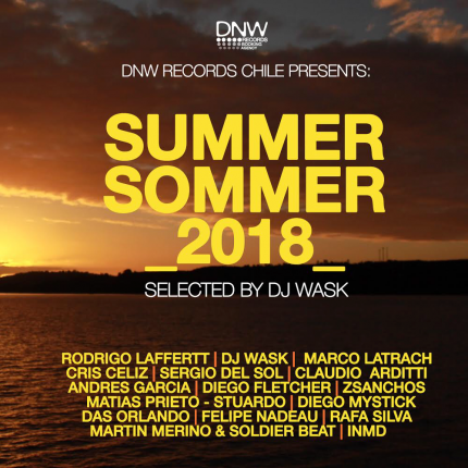DNW RECORDS PRESENTA SUMMER SOMMER 2018, SELECTED BY DJ WASK