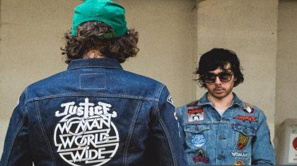 Justice y Levi's se unen en chaqueta edición limitada
