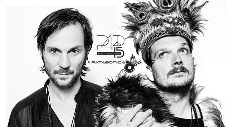El tour PATAGÓNICA de Parties4peace llega a Chile con Philipp Jung  de M.A.N.D.Y. y Holmar
