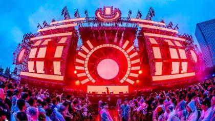 Video – Ultra comparte un clip de la primera edición del festival de 1999