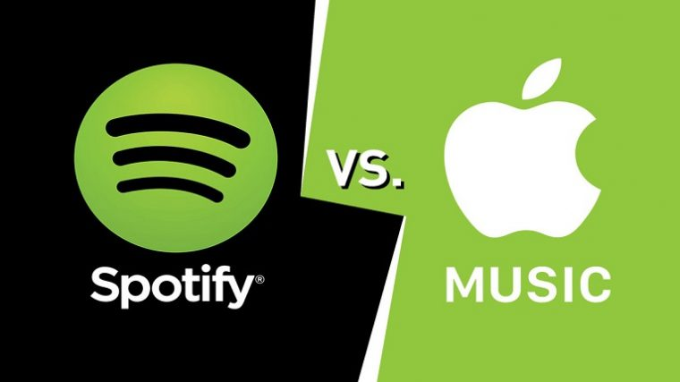 Apple Music superará a Spotify este 2018 en los Estados Unidos