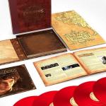 La banda sonora de »El Señor De Los Anillos» será editada en vinyl