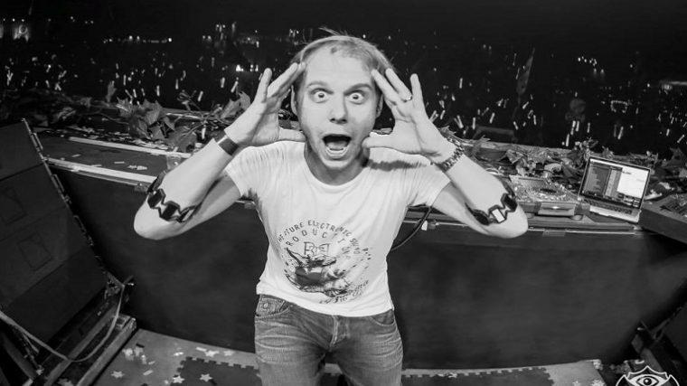 Armin van Buuren el primer DJ en tocar en Arabia Saudita