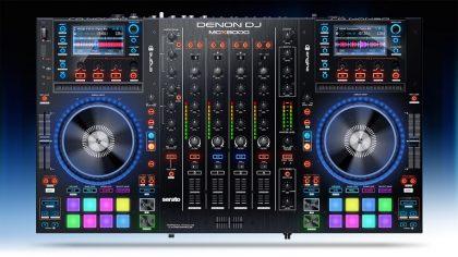 Denon DJ ha lanzado la versión beta pública de su MCX8000
