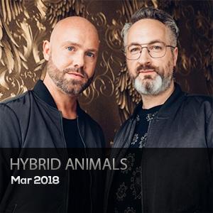 HYBRID ANIMALS – MARZO 2018
